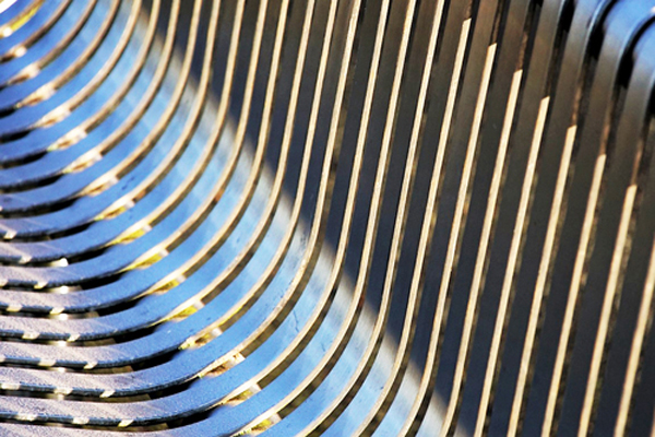 Bench Detail Second Ray Phipps
