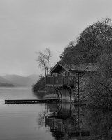 Boathouse at Ullswater Highly Commended Pete Swanson