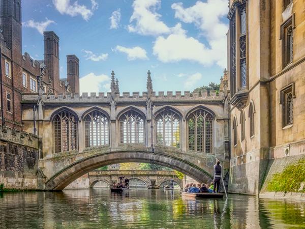 Bridge of Sighs (Cambridge Style) Kelvin Townsend Third