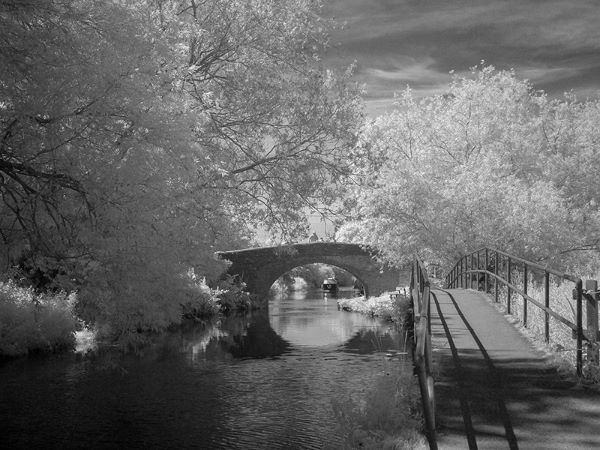 Canal at Aylestone Highly Commended Pete Swanson