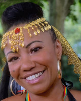 Carnival Girl Kelvin Townsend Commended