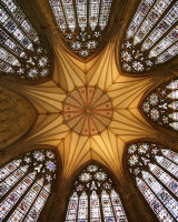 Chapter house Yorks Owen Thomas Second