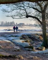 Commended A Walk On The Cold Side by Clive Pearson