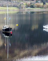 Commended Loch Leven by Peter Lucas