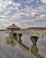 Cropston Reservoir by Kelvin Townsend. Commended
