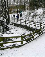 Danger Winter Walkers Commended John Bollands