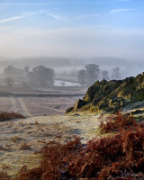 Frosty Morning Clive Pearson Highly Commended