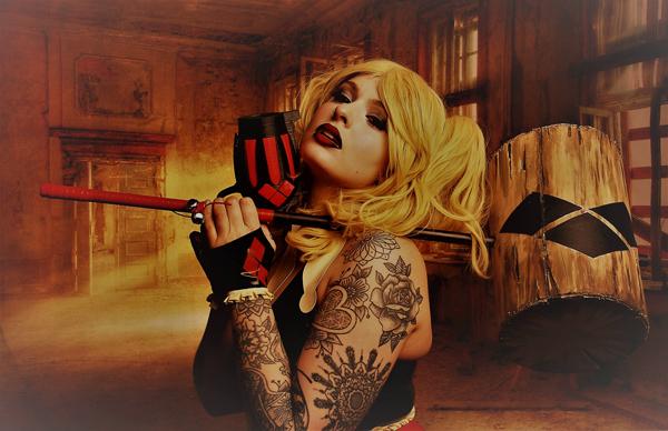 HC Harley Quinn by Jim Gregan