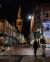 HC Leicester by Night by Ph Steven Passalacqua