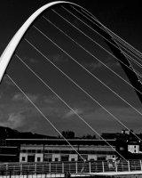 HC Millenium Bridge by John Walters