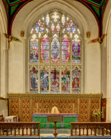 High Altar Leicester Cathedral Clive Pearson Second