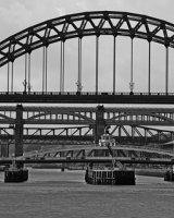 Joint 3rd Bridge On The Tyne by John Walters
