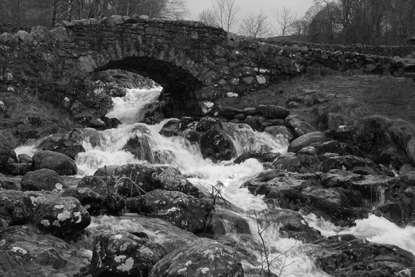Joint 3rd Place Ashness Bridge by John Walters