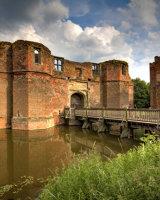 Kirby Muxloe Castle Arthur Beyless Highly Commended