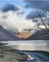 Last Light Wastwater Peter Lucas Highly Commended