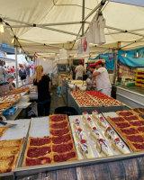 Market Stalls Third Clive Pearson 1