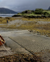 Plockton Foreshore First Andy Hollingbery