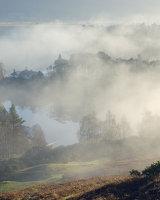 Rising Mist Derwentwater
