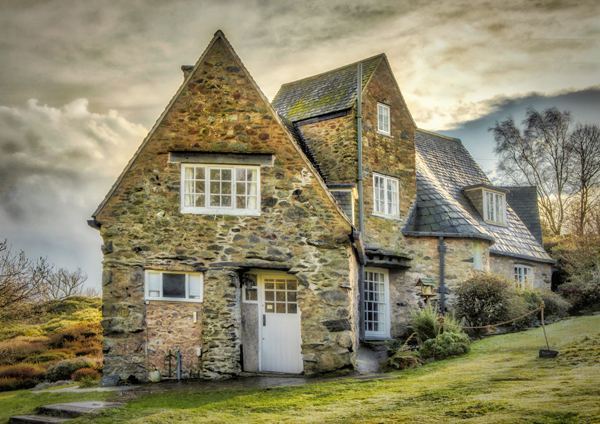 Stoneywell Cottage (National Trust) Commended Kelvin Townsend