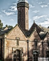 Victorian Gothic Pump House Stephen March Highly Commended