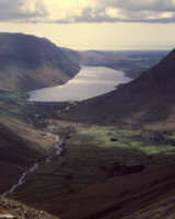 View of Wast Water Highly Commended Arthur Beyless