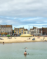 Weymouth Sea Front Clive Pearson Commended