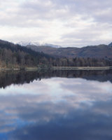 Winter at Thirlmere Arthur Beyless Third