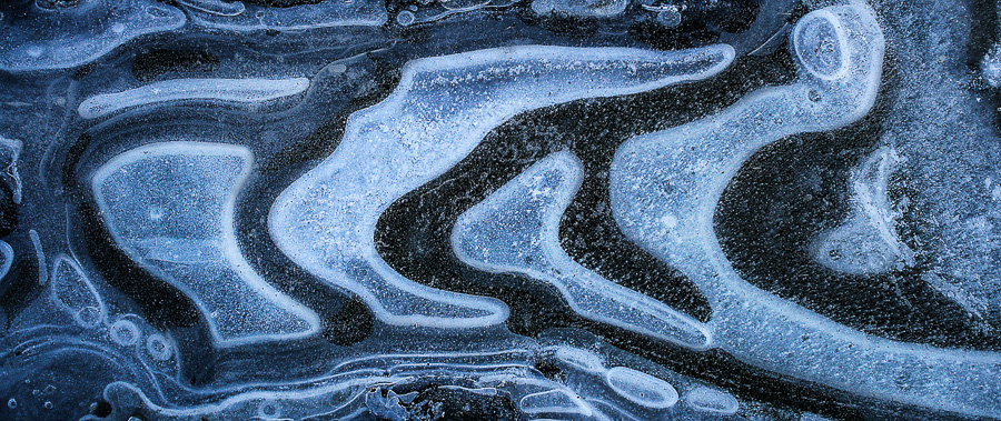 Frozen curves
