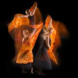 La danse des flammes