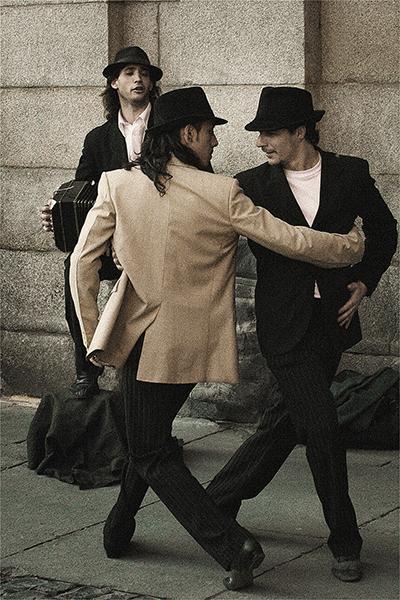 Tango, Madrid