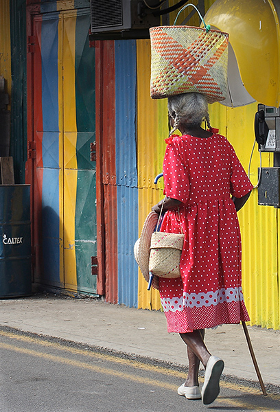 The creole woman