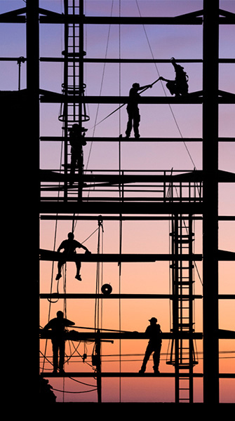 Acrobatic workers 4