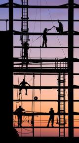 Acrobatic workers 4