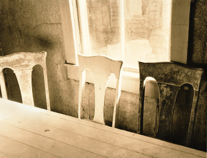 Ghost Town Chairs