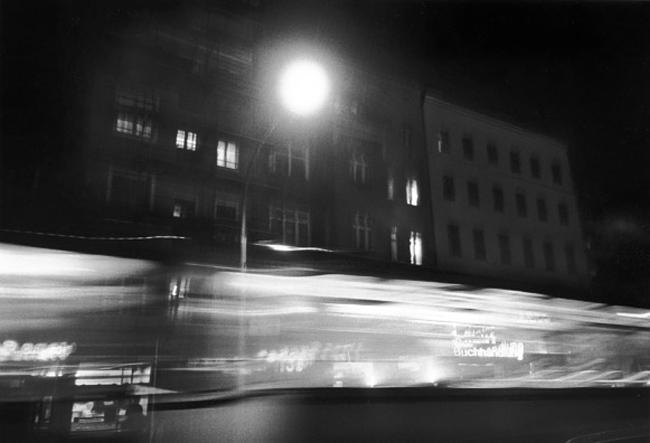 East Berlin: Night Scene