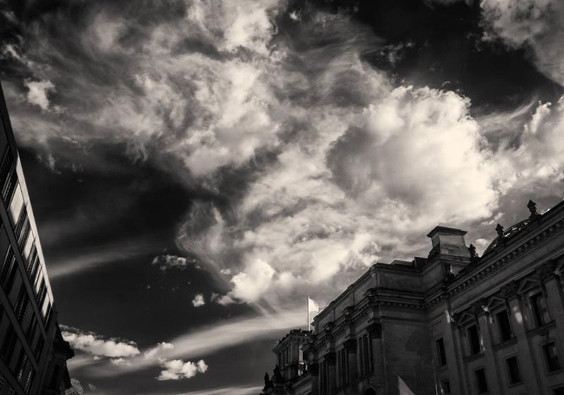 Reichstag Sky