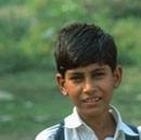 off to school in agra