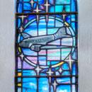the arnhem window in down ampney church