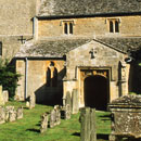 down ampney church