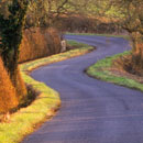 the road from poulton to down ampney