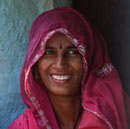 village woman in rajasthan