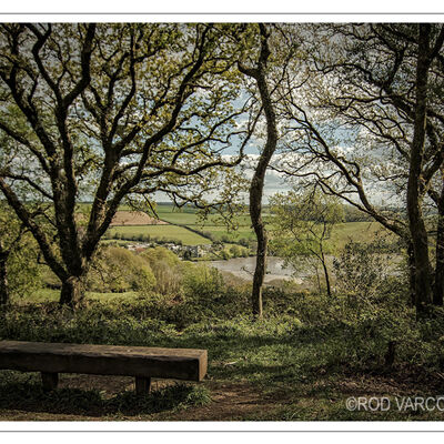 Bench with a view-©Rod Varcoe (1st)