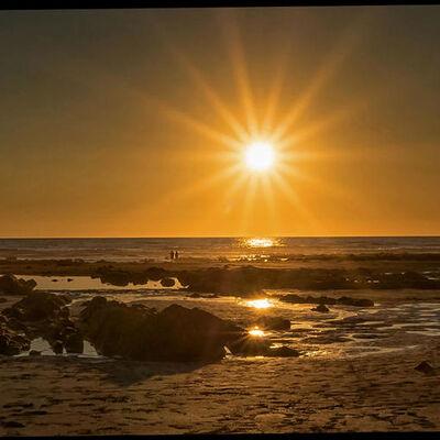 Cornish Sunset-©Rod Varcoe (1st)