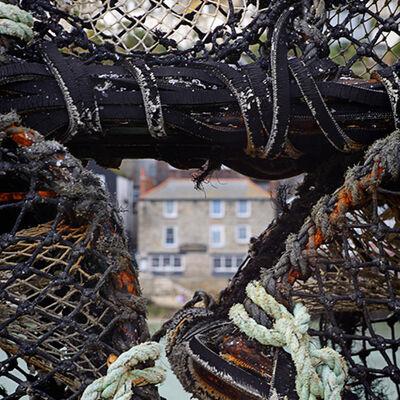 Lobster Pots-©Sue Harley (2nd)