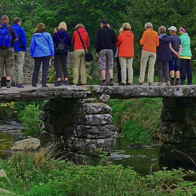 On the Bridge-©Gill Smith (2nd)