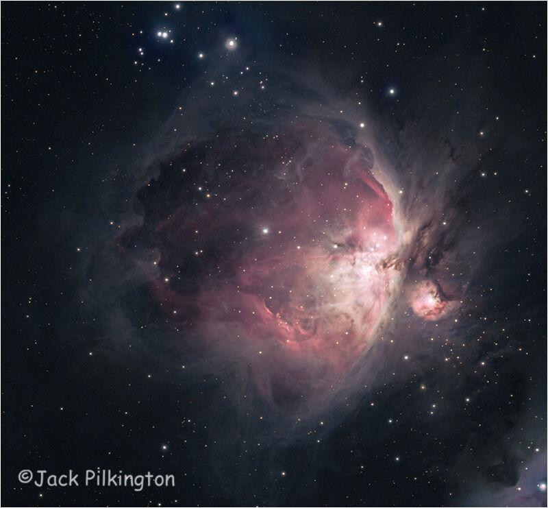 Orion Nebula-©Jack Pilkington