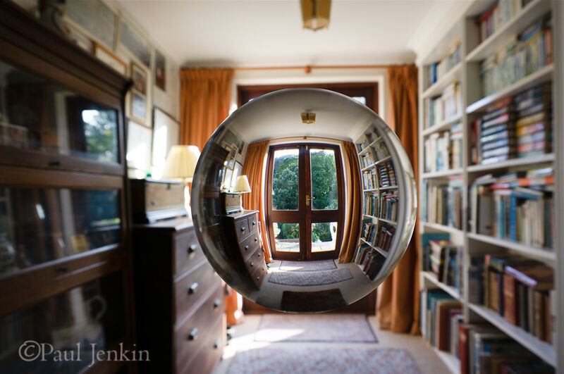 The Library-©Paul Jenkin