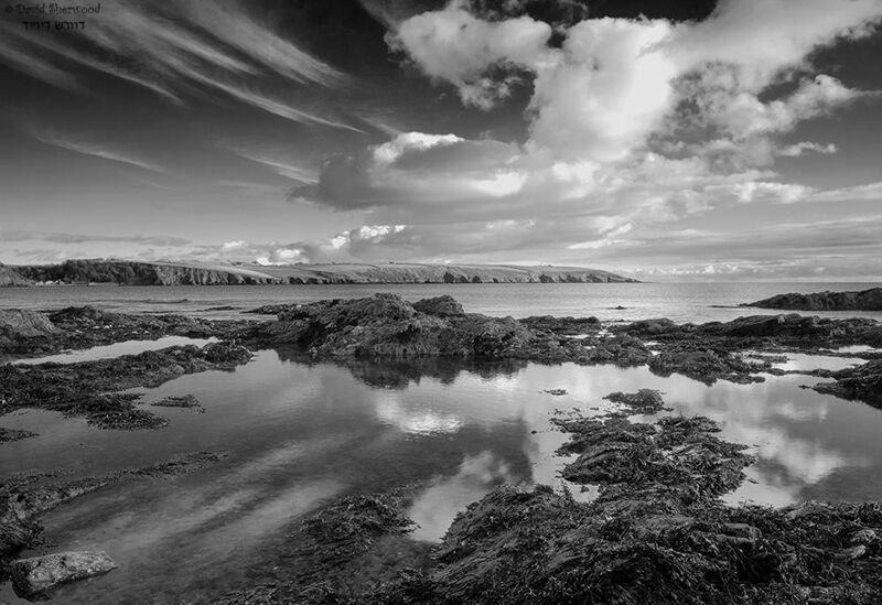 Towards the Gribbin-©David Sherwood