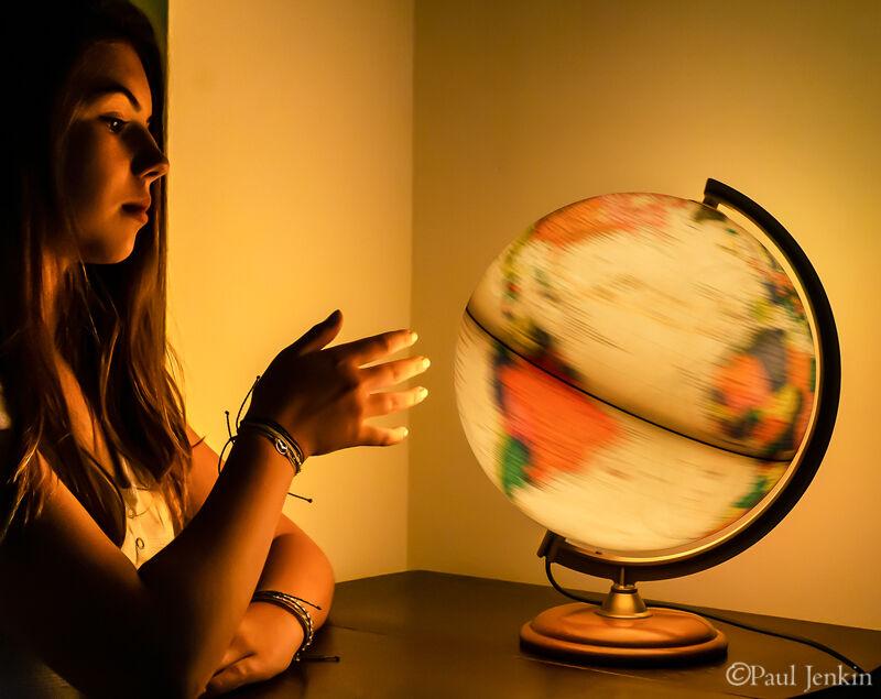 Watching the world go by-©Paul Jenkin