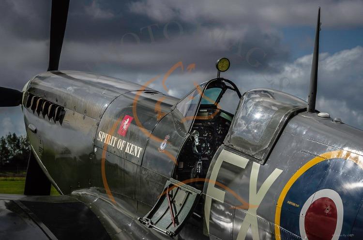 Spirit of Kent Spitfire. DSC1867